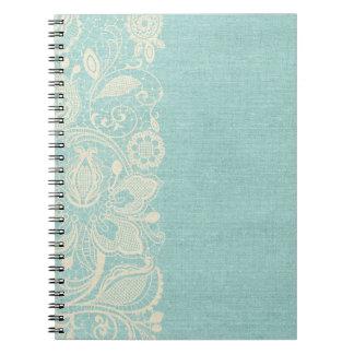 Cuaderno del cordón del trullo