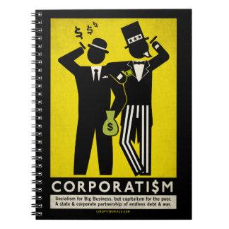 Cuaderno del corporatismo