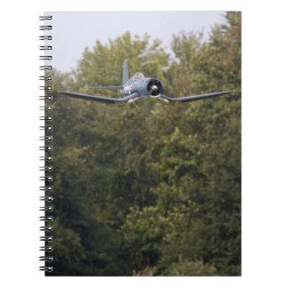 Cuaderno del corsario de F4U