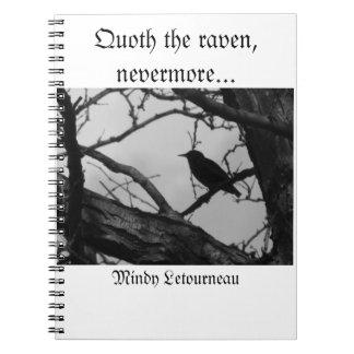 Cuaderno del cuervo