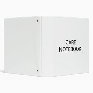Cuaderno del cuidado
