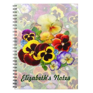 Cuaderno del del aerosol del pensamiento