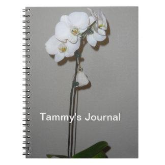 Cuaderno del diario de Tammy