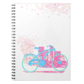 Cuaderno del diseño   de la bicicleta