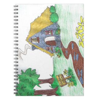 Cuaderno del duendecillo