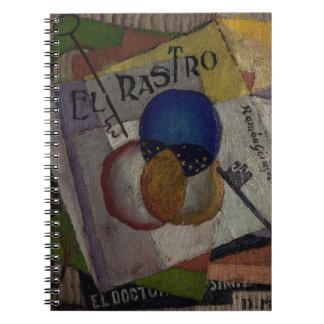 Cuaderno del EL Rastro de Rivera