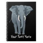 Cuaderno del elefante