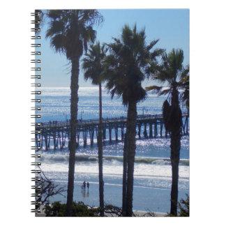 Cuaderno del embarcadero de San Clemente