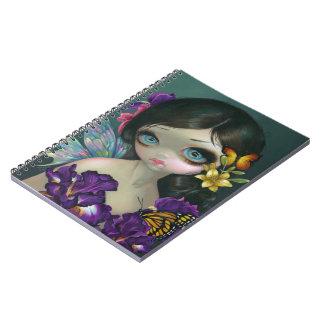 """""""Cuaderno del encantamiento del iris"""" Libro De Apuntes"""