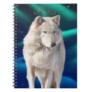 Cuaderno del Fauna-partidario de White Wolf y de l