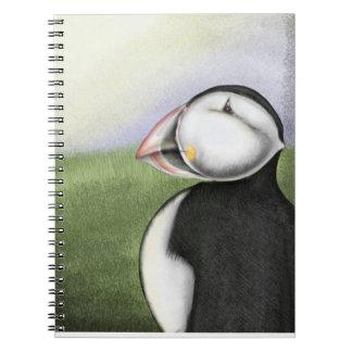 Cuaderno del frailecillo