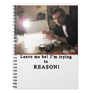 Cuaderno del funcionario del podcast de la RAZÓN