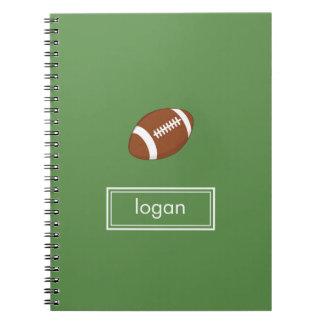 Cuaderno del fútbol
