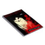 Cuaderno del gatito del infierno
