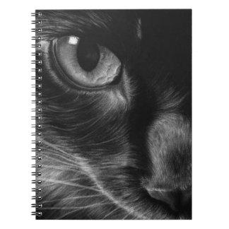 Cuaderno del gato negro