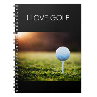 Cuaderno del golf