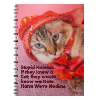 Cuaderno del humor de los seres humanos de Supid