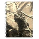 Cuaderno del lagarto