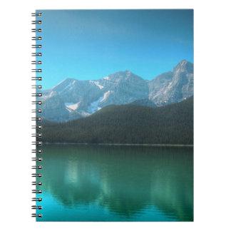 Cuaderno del lago mountain