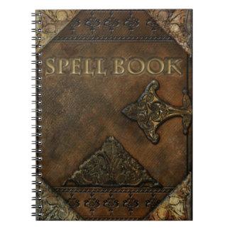 Cuaderno del libro del encanto