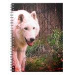 Cuaderno del lobo