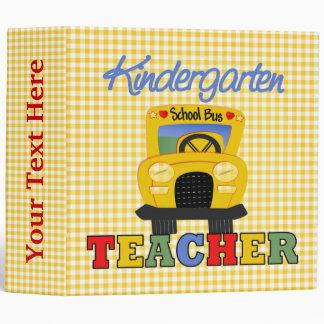 """Cuaderno del maestro de jardín de infancia carpeta 2"""""""