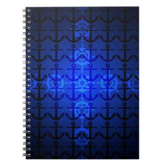 Cuaderno del marinero