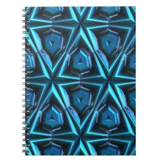 Cuaderno del milímetro 4 de la ciencia ficción