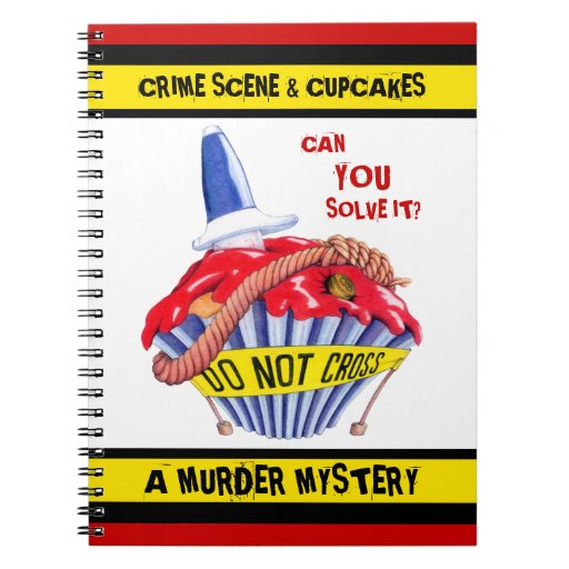 Cuaderno del misterioso asesinato de la magdalena