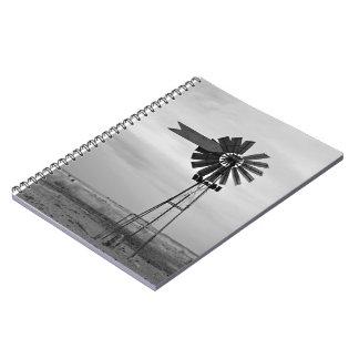 Cuaderno del molino de viento