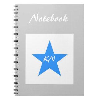 Cuaderno del monograma