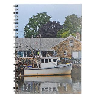 Cuaderno del muelle de Guilford