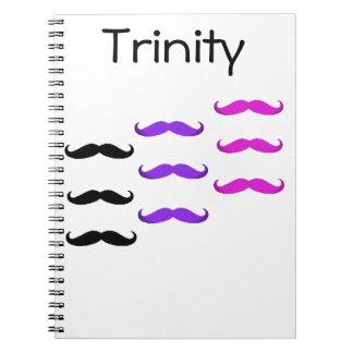 cuaderno del mustache'stache