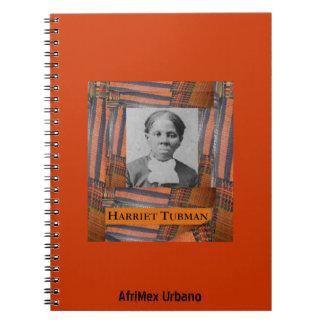 Cuaderno del naranja de AfriMex Urbano Harriet Tub