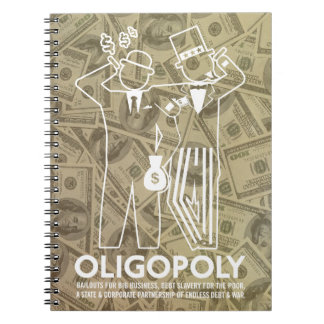Cuaderno del oligopolio