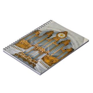 Cuaderno del órgano del St Roch
