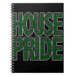 Cuaderno del orgullo de la casa de S