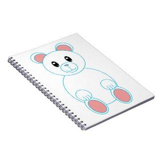 Cuaderno del oso polar