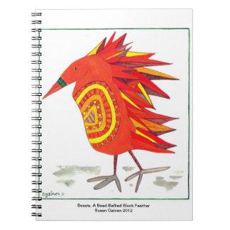 Cuaderno del pájaro