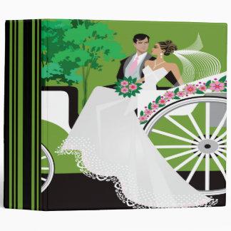 """Cuaderno del paseo del carro de los pares del boda carpeta 2"""""""