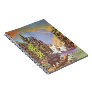 Cuaderno del paso de montaña