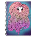 """Cuaderno del """"pelo"""""""