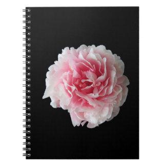 Cuaderno del Peony del helecho