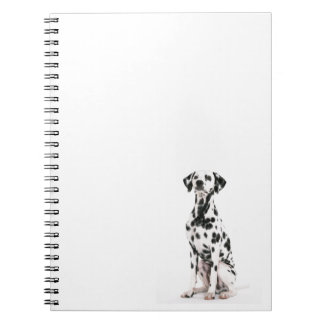 Cuaderno del perro del fuego