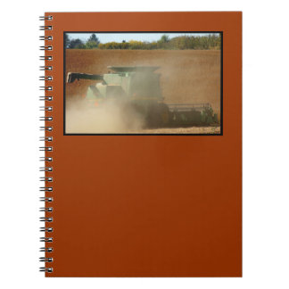 Cuaderno del planeamiento del granjero