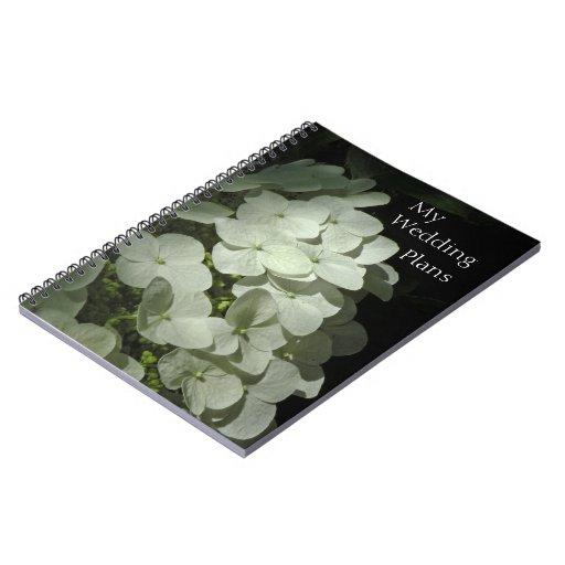 Cuaderno del planificador del boda