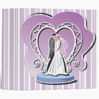 cuaderno del primero del pastel de bodas