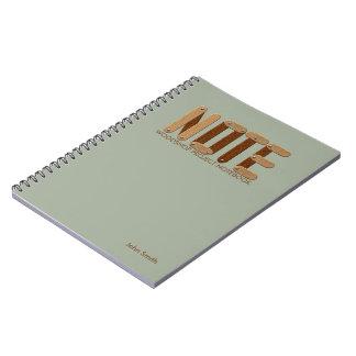 Cuaderno del proyecto de Woodshop