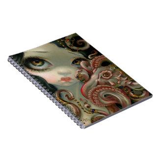 Cuaderno del pulpo Jeweled