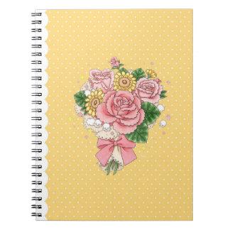 Cuaderno del ramo (amarillo)